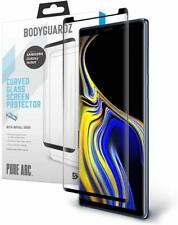 BodyGuardz - Pure Arc Samsung Galaxy Note9 Glass Screen Protector 9H Tempered