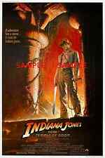 """The Temple of Doom ( 11"""" x 17"""" ) Movie Collector's Poster Print (T1)  - B2G1F"""