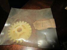 Yamaha RD 350 R5 pump gear new 278-13178-00