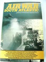 Air War South Atlantic by Ethell, Jeffrey and Price Alfred 1983 Hardcover