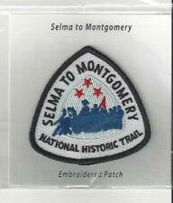 Selma to Montgomery National Historic Trail Souvenir Patch