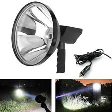 9'' 100W 240mm HandHeld Hunting Spot Light Camping Fishing Super Driving Light