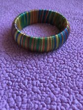 Rainbow Thread Bangles - Bracelet