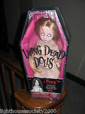 LIVING DEAD DOLLS POSEY LDD 13TH ANNIVERSARY SERIES 1 MEZCO 2011 NEW BLOOD RAGE!