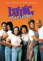 Living Single: The Complete Third Season [New DVD] Manufactured On Demand