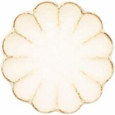 Mino Kaneko KOHYO Plate 14cm White Neriwahana 5550005