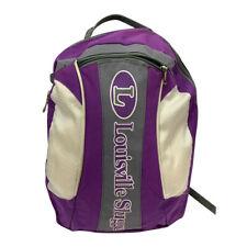 Louisville Slugger Baseball/Softball 2 Bat Backpack Purple