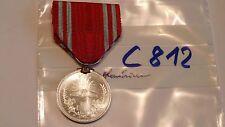 Orden Japan Rot Kreuz Medaille silbern aus Aluminium ! (c812-)