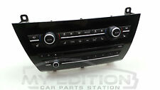 BMW X5 F15 X6 F16 Air Seat Ventilation Control Panel a/C 9321715