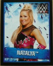 111 Natalya Topps WWE Ultimate Collection sticker