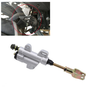 Motorcycle Rear Foot Hydraulic Clutch Master Cylinder Brake Pump Accessories 1Pc