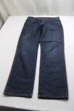 J7819 Wrangler Regular Fit Jeans W36 L32 Maritimblau  Sehr gut