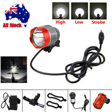 12000Lm XM-L T6 LED Fornt Mountain Cycling Bicycle Bike Light HeadLight Battery
