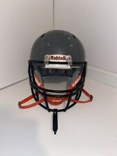 New listing Riddell 2014 Football Helmet Adult Large With Mouth Guard