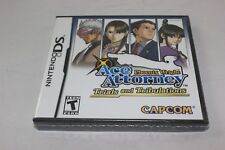 Phoenix Wright: Ace Attorney Trials and Tribulations (Nintendo DS) Bulk Seal