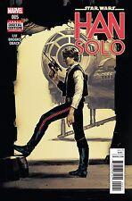 Star Wars Han Solo # 5 Regular Cover NM