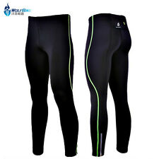 Men Cycling Mountain Bike Bicycle Tights Running Yoga Sport Pants MTB Shorts