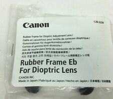Canon Rubber Frame Eb for Dioptric Lens Brand New #CZ6-2229