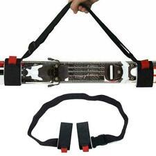 Black Carrier Ski Snowboard Shoulder Lash Handle Straps Bag L4U4 Snowboard W2D4