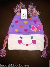 New Tcp Size 2-3-4 Childrens Place Happy Face Hat heart 3T 4T 2t Doll Hat