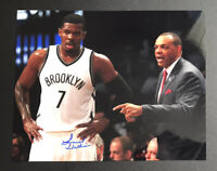 LIONEL HOLLINS NBA Brooklyn Nets Auto Autographed Signed 8x10 Photo