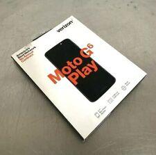 Verizon Prepaid Moto G6 Play Android Smartphone