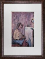 Pierre Bonnard LITHOGRAPH Limited Edition Limited Edition w/Archival Frame Incl.