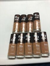 Covergirl Trublend Liquid Makeup Sun Beige D2 Lot Of 9