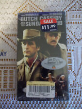 Butch Cassidy and the Sundance Kid (VHS, 2000, Special Edition)