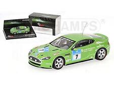 Minichamps 1:43 437 081307 Aston Martin V8 Vantage #7 Nurburgring 2008 NEW