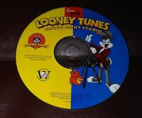 Looney Tunes Photo Print Studio CD-ROM for Windows 95 & 98