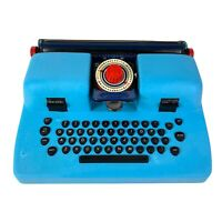 Vintage Marx De Luxe Toy Type Writer With Original Box + Quick & Secure Despatch