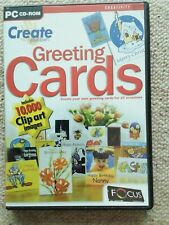 Create Your Own Greeting Cards Papercrafting CD ROM