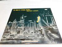 Dave Grusin, Night Lines, Digital Master, GRP-A-1006 Vinyl LP. SEALED