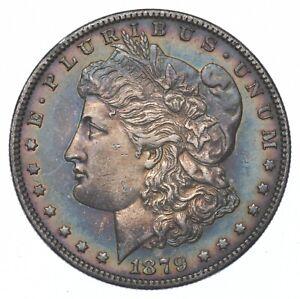 Early - 1879-O Morgan Silver Dollar - 90% US Coin *652