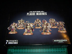Plague Marine Weapons (bits)