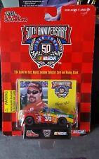 50th Anniversary 1998 #36 Nascar * Skittles * Ernie irvan [1:64 scale] Stock Car