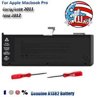 """Genuine OEM A1382 A1286 Battery for Apple MacBook Pro 15"""" Early 2011 Mid 2012"""