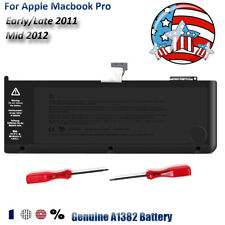 Genuine OEM A1382 A1286 Battery for Apple MacBook Pro 15...