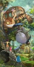 "65 My Neighbor Totoro - Anime Japan Art 14""x27"" Poster"