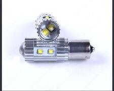 Actualización 50 W 1156/BA15S/382 brillante CREE LED Indicador Bombillas ámbar Canbus ***