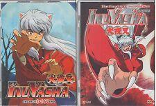All English Dub  Inuyasha 1-167End + Final Act + 4 Movie 13DVD 2Box *DHL Express