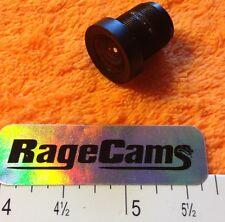 2.5mm Wide Angle View Mega Pixel Lens For TRENDnet TV-IP302PI Outdoor MP PoE
