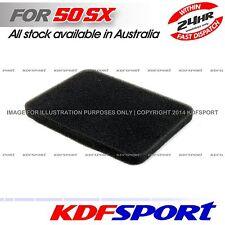 KDF AIR FILTER FOAM FOR KTM 50SX 50 JUNIOR MINI JR SX50 SX JUNIOR BIKE 50CC