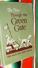 1950s school book primer Through The Green Gate 2nd 1st