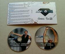 DDP Yoga Diamond Dallas Page 2.0 DVD discs 1 and 2 Fast shipping!