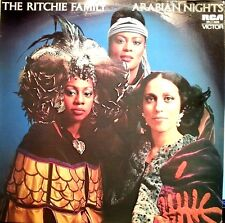THE RITCHIE FAMILY LP ARABIAN NIGHTS 1976