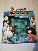 jeu de société les pingouins patineurs smart games Complet TBE