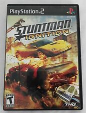 Stuntman Ignition Sony Playstation 2 PS2 Video Game Complete