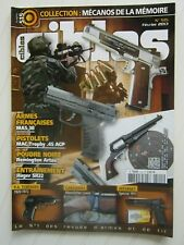 CIBLES N° 515 /MAS 38 /MAC Trophy .45 ACP/RUGER SR22/REMINGTON ARTAX